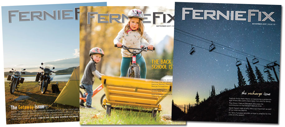 Fernie Fix Magazine