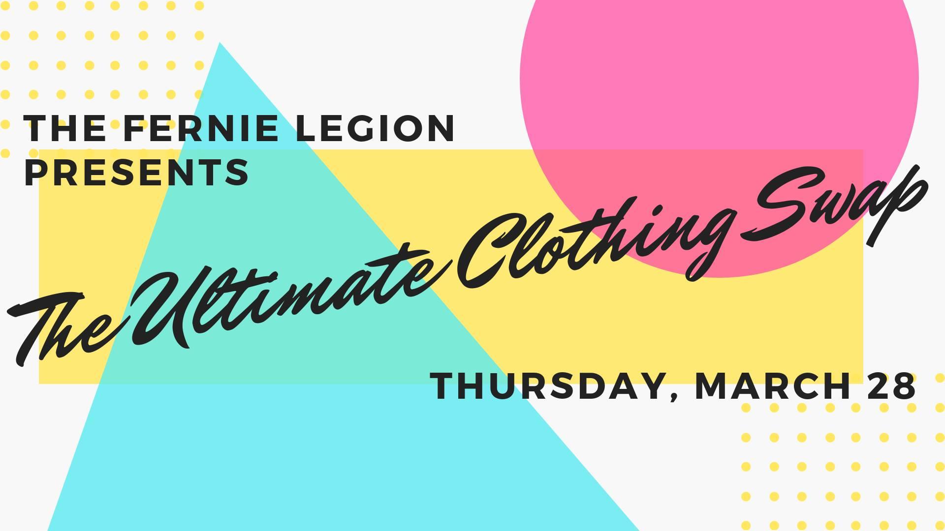 The Ultimate Clothing Swap | Fernie Fix Lifestyle Magazine