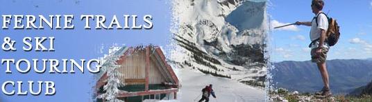 Fernie Trails & Ski Touring