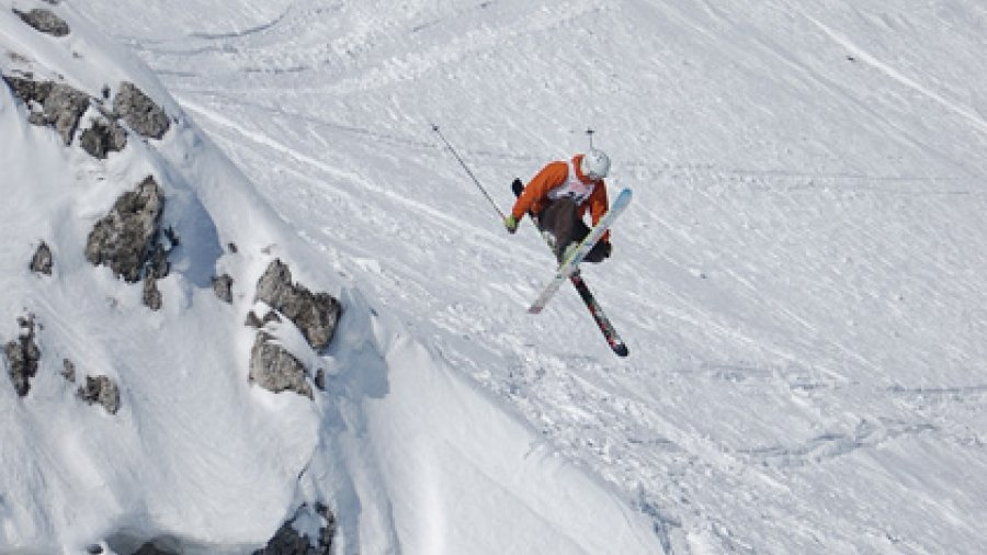 Free Ski Comp at Fernie Alpine Resort
